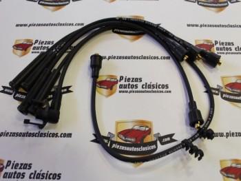 Juego Cables Bujias Renault Super 5, 9, 11, 19, Clio I, Express... Ref: 7700732842