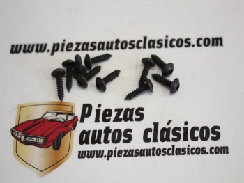 Kit 10 tornillos Renault 19, 21, 25, Trafic, Clio... Ref: 7703016340