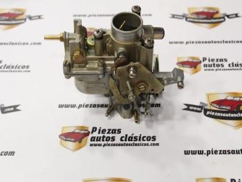 Carburador Zenith 28 IF Renault 4 TL con membrana Reconstruido (intercambio)