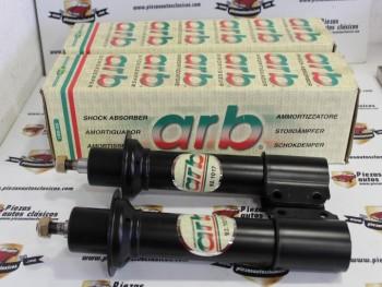 Par De Amortiguadores Delanteros ARB 921017 Renault 9 y 11