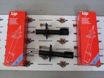Par De Amortiguadores Delanteros Lip 129142 Renault Super 5