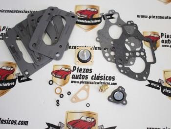 Kit Reparación Carburador Renault Super 5, 9, 11 y 21. Solex 28-34 Z10