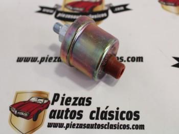 Bulbo presión de aceite 12-24V Veglia 494721