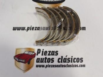 Juego Casquillos Bancada (Sobremedida 020) Seat 127 Motor 1010cc.(CV-8293-49-020)