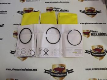 Juego Segmentos 65mm STD Seat 127, 850, 133, Panda... Motor 903cc (65x1,75+2+3,94mm)