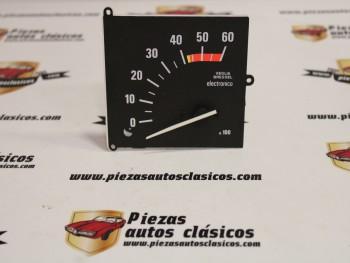 Cuentarrevoluciones Seat 132 Diesel Ref: Veglia 428833