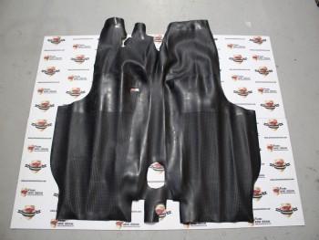 Alfombrillas delanteras Simca 1000 Modelo 3