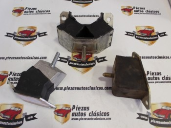 Kit Soportes De Motor Renault Super 5 GT Turbo, 9 Turbo y 11 Turbo