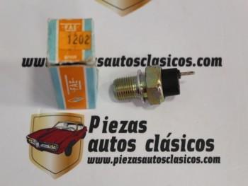 Manocontacto Presión De Aceite Seat 127, Lancia Prisma, Delta I,...