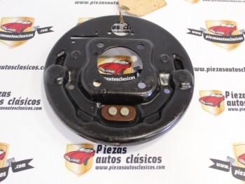 Plato Porta Zapatas De Freno Trasero Seat 600 Ref:BD16501701