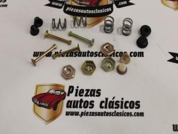 Juego accesorios zapatas de frenos Renault 21, Express Ref: 7701202348