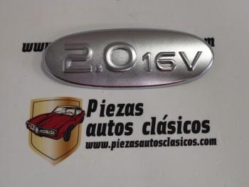 Anagrama (plata) puerta delantera Renault Clio II 2.0 16V Ref: 8200096487