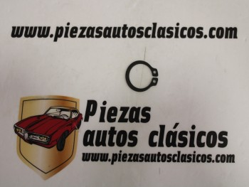 Anillo seeger Renault 4,6,19,21,Super 5 Ref: 7703066077