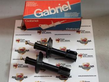 Par De Amortiguadores Delanteros Gabriel 35987 Renault Super 5