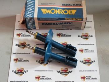 Par De Amortiguadores Delanteros Monroe 11122 Renault Super 5