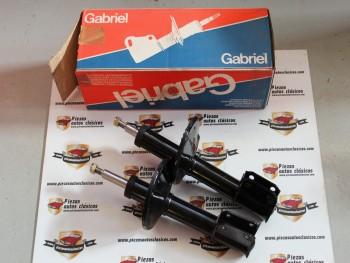 Par De Amortiguadores Delanteros Gabriel 35980 Renault Super 5 GT Turbo