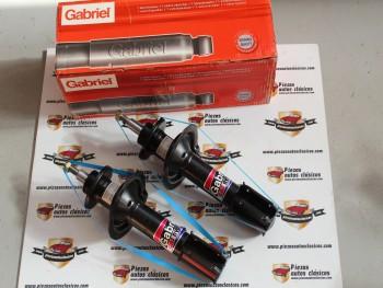 Par De Amortiguadores Delanteros Gabriel 35928 Renault 21 GTS