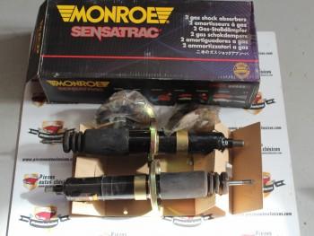 Par De Amortiguadores Delanteros Monroe 55012 Renault 25