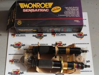Par De Amortiguadores Delanteros Monroe 55009 Renault 25