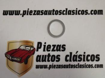 Anillo junta tapón roscado vaciado de aceite 24x18mm Renault Ref: 7430977751