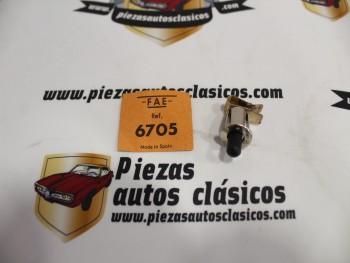 Interruptor Puerta Renault 4CV, Dauphine, Gordini, Alpine A110, 8 y 10 Ref:FAE6705