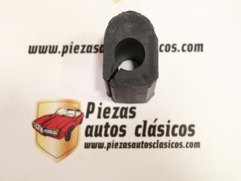 Goma barra estabilizadora renault Clio II 20mm diámetro Ref: 7700798053
