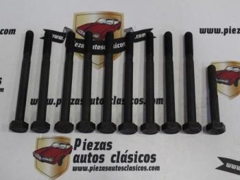 Juego tornillos Culata Seat 850, 127, Panda, Ibiza I.......