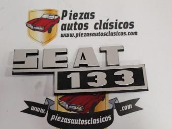 Anagrama Seat 133 (modelo 2)