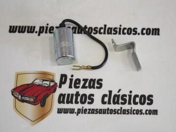 Condensador Seat 127, 132, Panda, Fiorino, Fura, Fiat, Alfa Romeo y Citroën