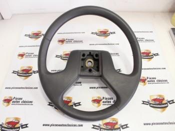 Volante Gris Renault Clio I Fase I (sin tapa) Ref:7700801174