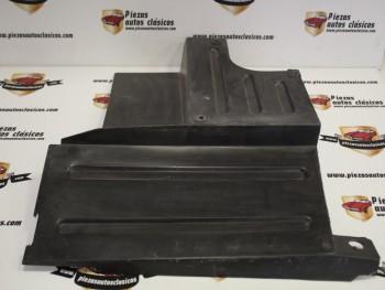 Tapa protectora radiador Seat 127
