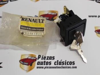 Cerradura Pórton Maletero Renault Clio Ref:7702163829