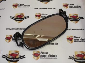 Espejo retrovisor negro ambos lados furgoneta Ebro, Avia, Pegaso... medidas 265x125mm