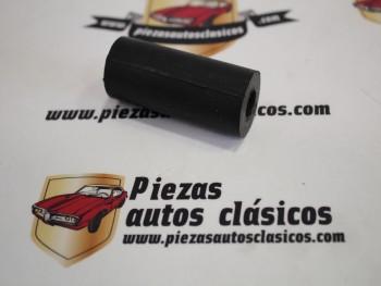 Casquillo goma brazo central suspensión trasera Renault 12 y 18 Ref: 7700503231
