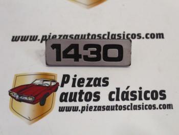 Anagrama trasero 1430 Seat 128