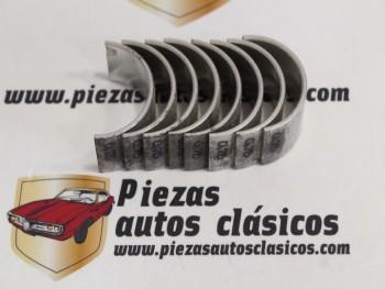 Juego casquillos de biela Renault 4, 4 CV, Dauphine... motor Ventoux (sobremedida 0,75)