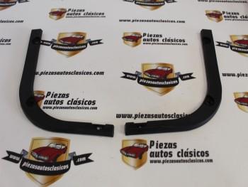 Pareja Gomas De Protección Paragolpes Trasero Dodge Dart y Dart GT