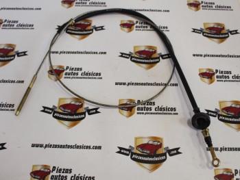 Cable Freno De Mano Mercedes-Benz MB 100, 120 y 140 Desde 9/87 Ref:6314201985