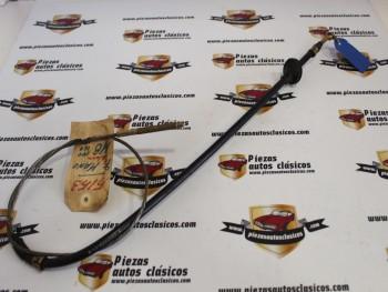 Cable Freno De Mano Mercedes-Benz MB 140, 160 y 180 (1421mm)  Ref:6314202085