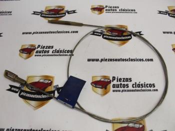 Cable Freno De Mano Delantero Mercedes-Benz MB 150  (1330mm) sin funda Ref:06314200285