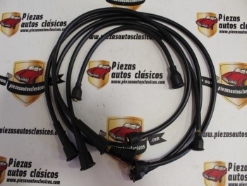 Juego Cables de Bujía Renault 14 (Antiguo Stock)