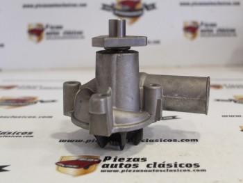 Bomba De Agua Simca 1200 y Talbot Horizón Gasolina (Turbina Corta 25mm)