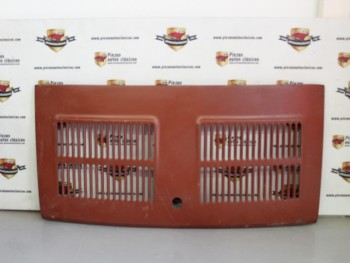 Capó Trasero Motor Seat 850 Coupe
