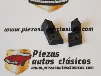 Kit 2 Topes Sujeción Goma De Puerta Renault Florida y Caravelle Ref:5558458/5558459