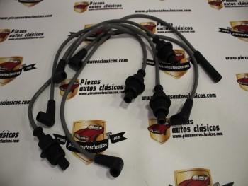 Juego cables de bujía Renault 19 II/Chamade, Clio I Ref: B883