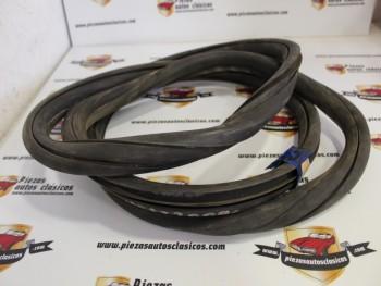 Goma luneta Simca 1200 Familiar antiguo stock Ref: SG-72384030