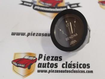 Reloj indicador combustible 12V Veglia