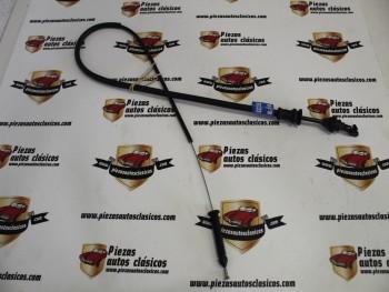 Cable acelerador 1130 Renault Clio I 1.9 DS, Kangoo 1.9 DS, Renault 19 I Ref: 7700425600