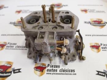 Carburador 2 cuerpos original Webwer 36 IDF 44A 7M Alfa Romeo 33