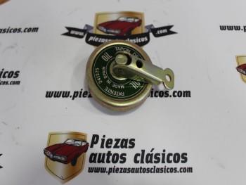 Tapón Aceite Hermético Simca 1000 / 1200, Talbot Horizón , Solara, ..., Peugeot 205, 309 GL...
